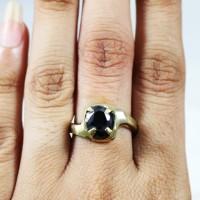 harga Cincin Wanita / Cewek Diamond Onyx Emban Koin Uang500 Tokopedia.com