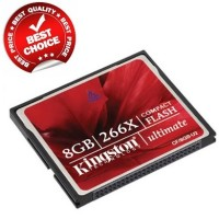 Kingston Compact Flash Memory Card Ultimate 266x (45MB / S) 32GB - CF / 32