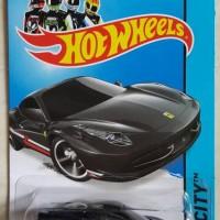 Hot Wheels Ferrari 458 Italia
