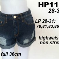 Hotpans Ripped Mangky Jeans