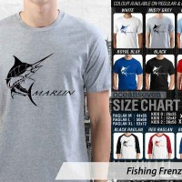 harga Kaos Fishing Frency 09 Mancing Mania Tokopedia.com
