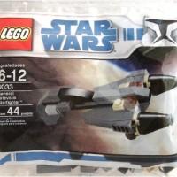 harga Lego 8033 General Grievous Starfighter Polybag Tokopedia.com