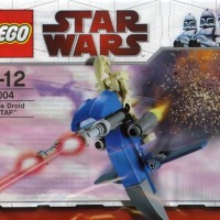harga Lego 30004 Battle Droid on STAP Polybag Tokopedia.com