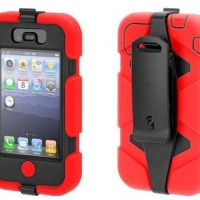 Case Casing iPhone 4 & 4S GRIFFIN Survivor