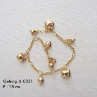 Gelang hello kitty JL 0031 Rp 30.000