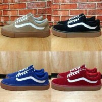 sepatu vans golf wang sol gum for men best seller harga super murah