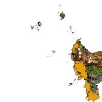 Peta Geologi Kalimantan Barat (Digital+Legenda)