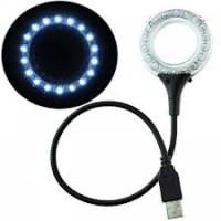 USB Led light 18 led bulat KT616