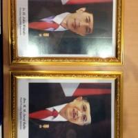 Sepasang Bingkai Presiden & Wapres