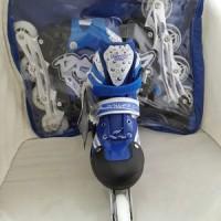 Inline Power Skate SUPERB Blue Size S M L harga Grosir