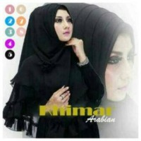 Khimar Arabian (Thoyibah)