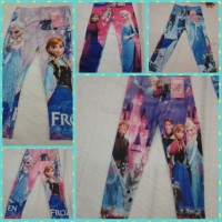 Legging frozen import murah