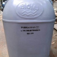 septik tank BIO MJ / tangki septik / septic tank BIO MJ 800 (utk 4org)