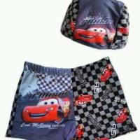 Swimwear Pant+ Caps