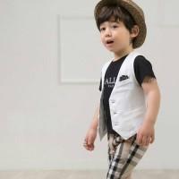 Zara Kids 3pc ~ Black Ballin
