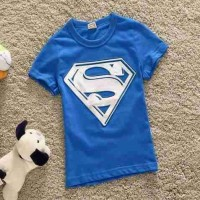 Tee Superman ~ Blue