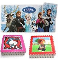 Evamat Puzzle busa -Frozen, Hello Kitty, Angka/Huruf, Mickey, Boboiboy