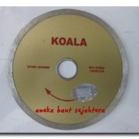 "Diamond Wheel - WET Cutting ""KOALA"""