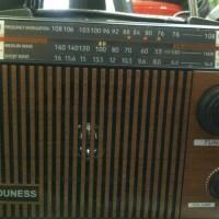 Speaker Retro SOUNESS SNI-A6U