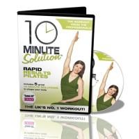 harga Senam Pilates untuk Pemula-10 Minute Solution: Rapid Results Pilates Tokopedia.com