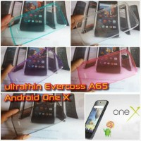 Softcase Ultrathin Evercoss A65 Android One X