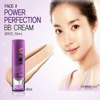 The Face Shop Face It Power Perfection BB Cream 40ml SPF37 [ORIGINAL]