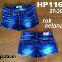 Skort Jeans Hotpans HP116