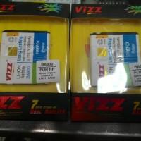harga Baterai Vizz Double Power Sony Ba900 Ba 900 Xperia M , L , J 2900mah Tokopedia.com