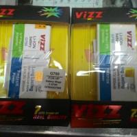 Baterai Vizz Double Power Samsung Galaxy Mega 2 G750 3800mah