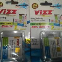 harga Baterai Vizz Double Power Sony Ep500 Xperia U5i U8i X8 1800mah Tokopedia.com