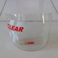 harga Kaca Helm Hiu Bening- Clear Tokopedia.com