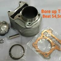 harga Beat 54,5mm Bore Up (cylinder Block Assy) Tdr Tokopedia.com