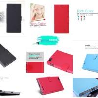 Nillkin Fresh Leather Flip Cover Case Lenovo K900
