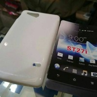 Soft Case Sony Xperia Go