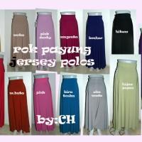 harga Rok Payung Jersey Polos Tokopedia.com