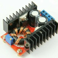 STEP UP BOSST CONVERTER INVERTER =>10 VDC KE =<35 VDC