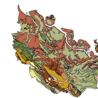 Peta Geologi Riau (Digital+Legenda)