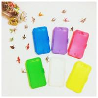 Flip Lock Jelly Case iPhone