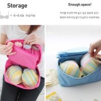 [Organizer Bag] Travel Bra & Underwear Pouch Bag