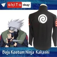 harga Baju Kostum Ninja Kakashi Hatake