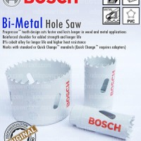 Holesaw Besi / Bi-Metal Hole Saw 30mm BOSCH