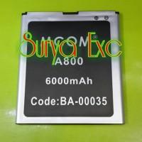 Baterai/battery/baterei Mito A800 (a800-066) 3800mah Double Power