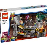 LEGO 7596 TOY STORY Trash Compactor Escape