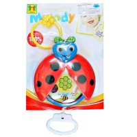 Mainan Melody Stroller Toy Bug