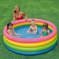 Kolam Renang Intex Four Ring Pool