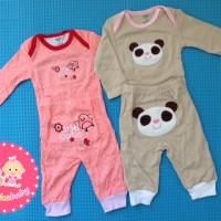 Long Pajamas Carter 2in1 - Girl / Piyama Carter Bayi Perempuan 2 Set