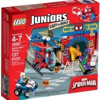 LEGO # 10687 JUNIORS_SPIDERMAN HIDEOUT