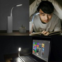 Lampu LED USB Model XIAOMI.. FLEXIBLE u/ Laptop, Komputer, Powerbank