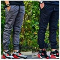Jogger Pants Hitam