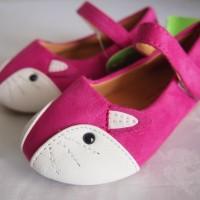 Walker Shoes - Cute Purple Mice
